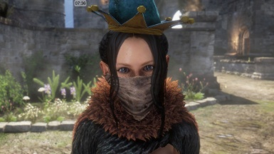 My arisen with some mods