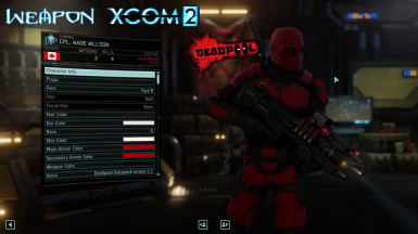 WEAPON XCOM 2   DEADPOOL