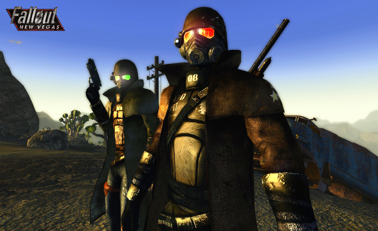 Cousins in Arms at Fallout New Vegas - mods and community