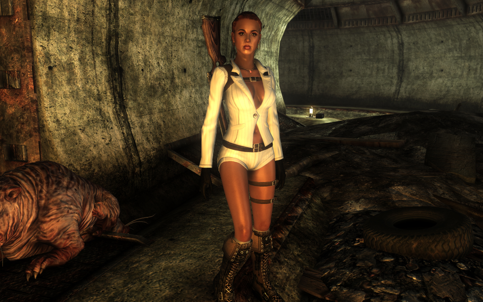 Fallout new vegas porn video sexual toons