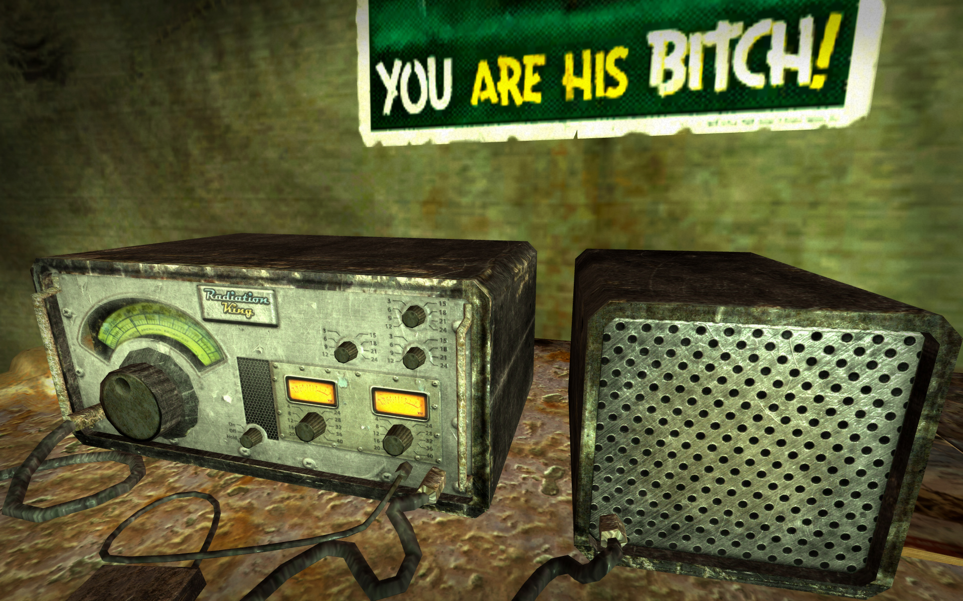 Ojo Bueno Ham Radio At Fallout New Vegas Mods And Community