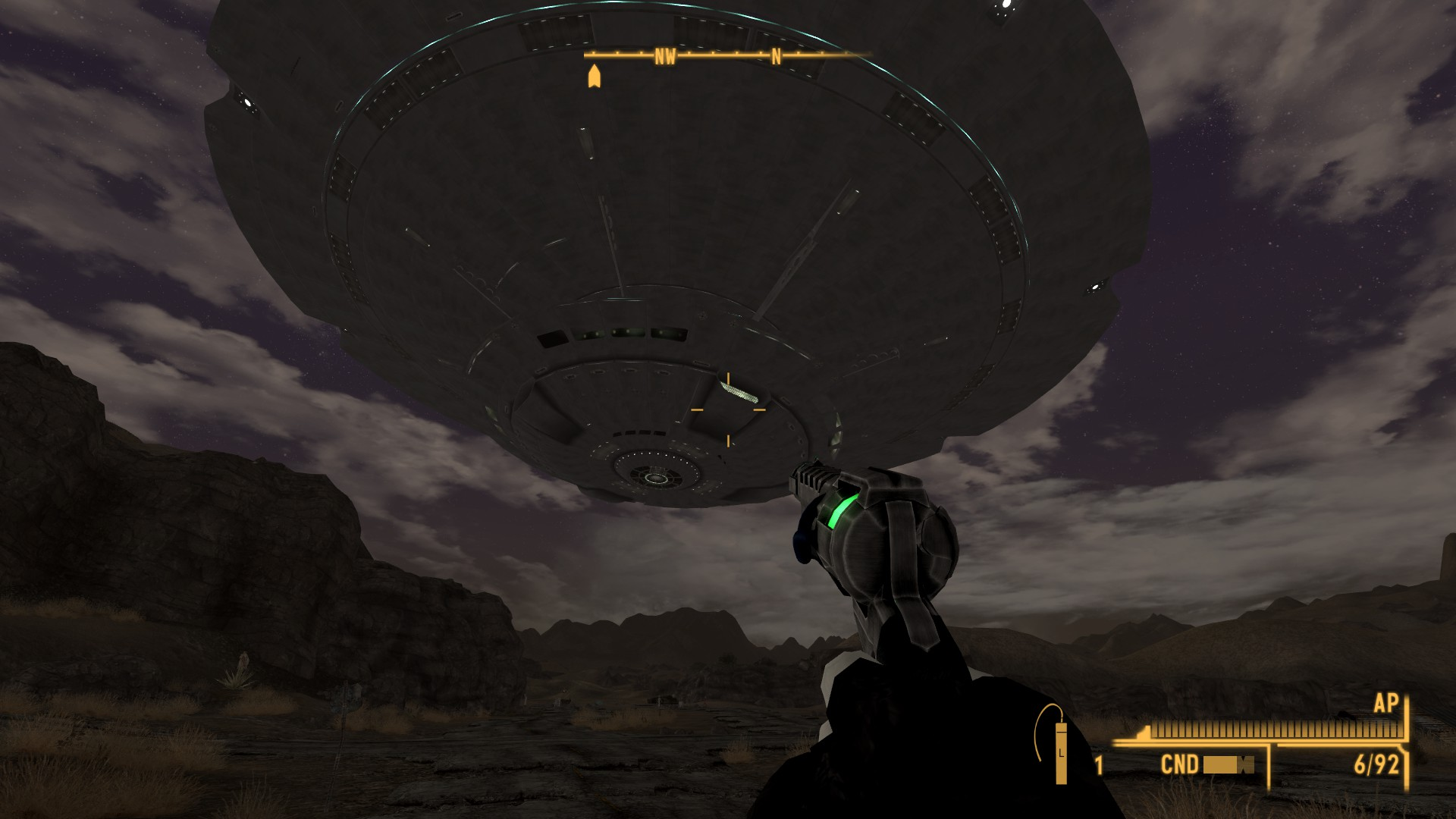 Close Encounters Of The Third Kind At Fallout New Vegas Mods And
