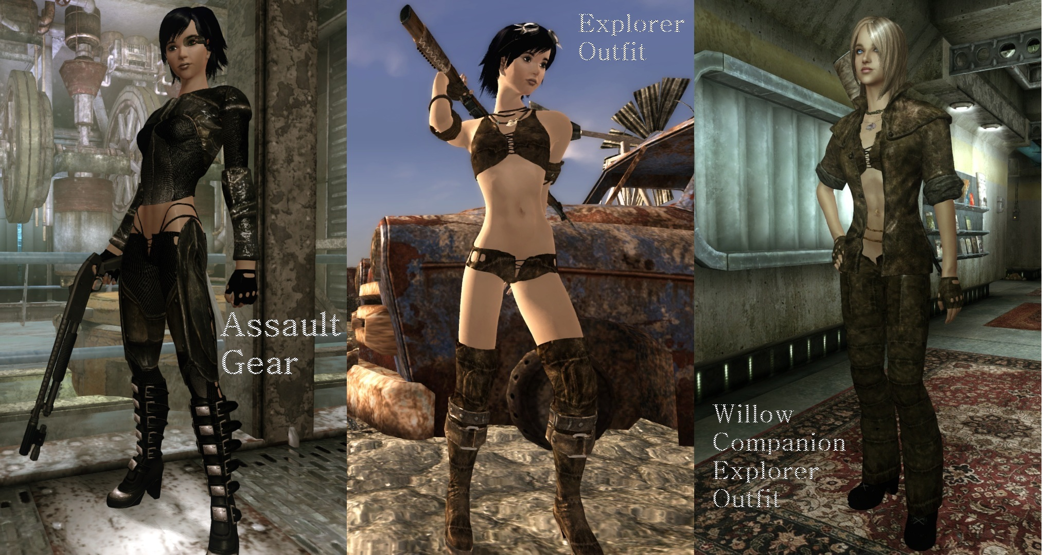 Fallout 4 Child Body Replacer