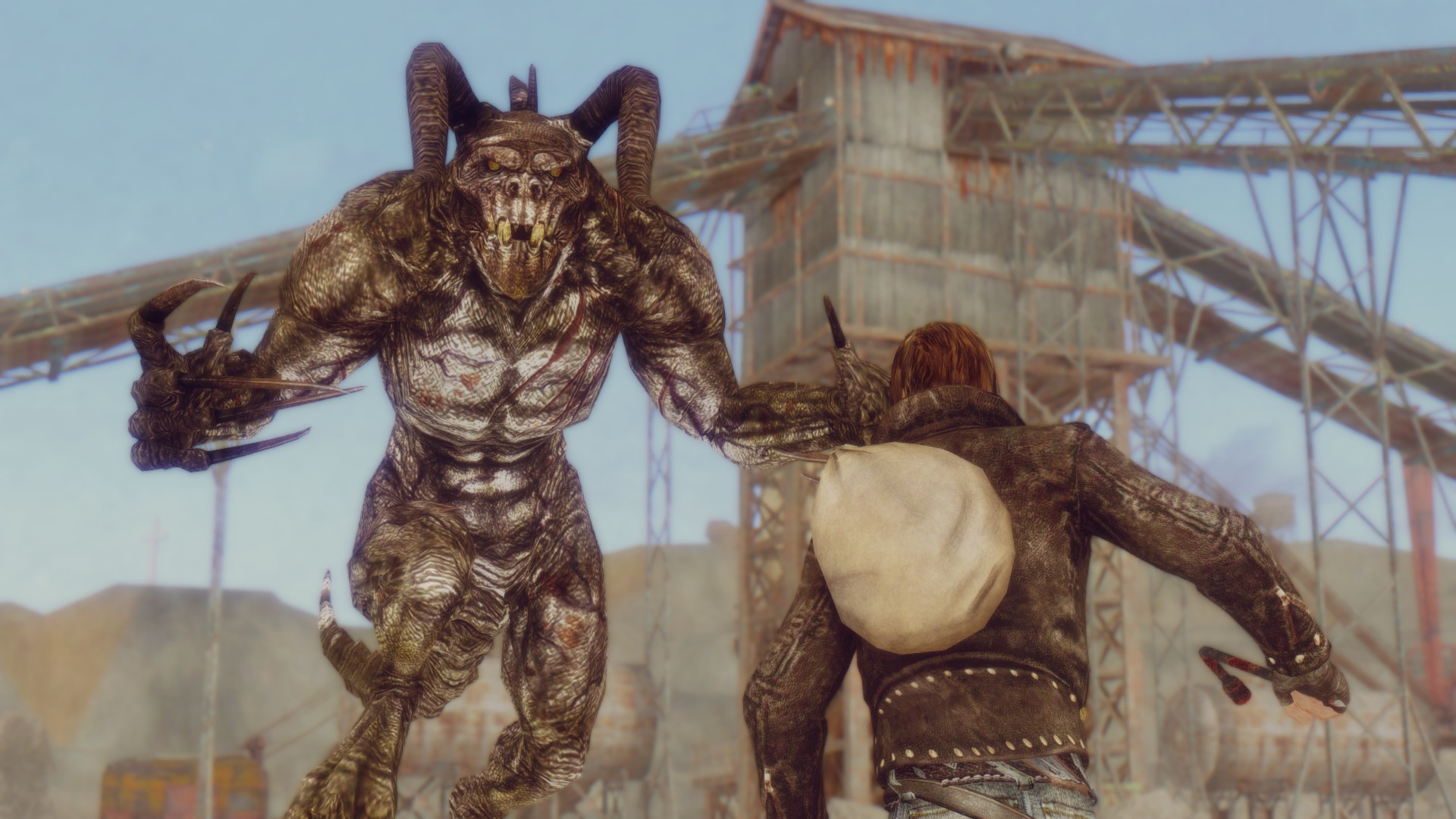 how to kill deathclaw fallout new vegas
