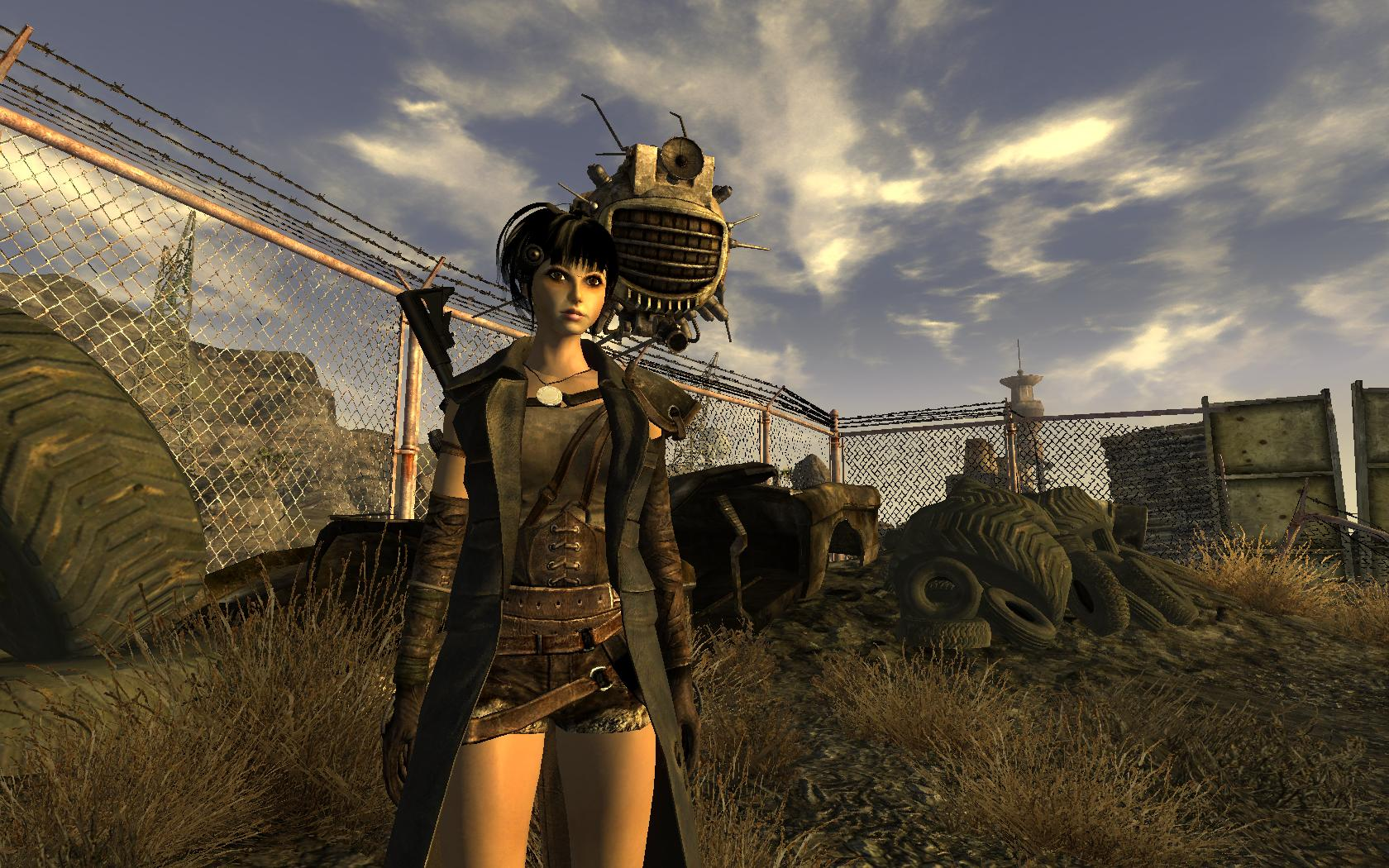 Fallout new vegas sexy females hentay movie