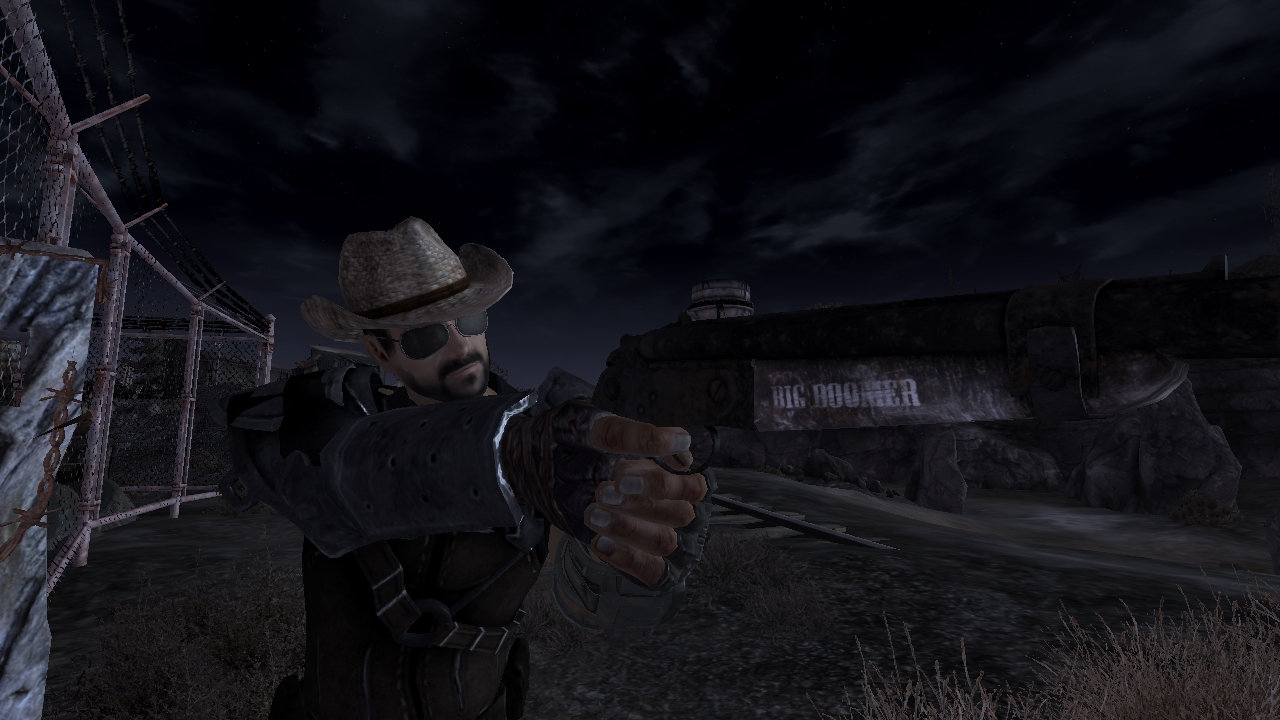 The Big Boomer At Fallout New Vegas Mods And Community