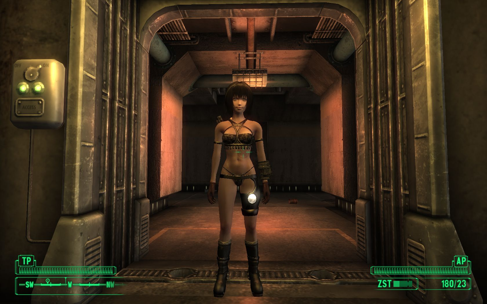 Fallout 3 naked babes mod cartoon images