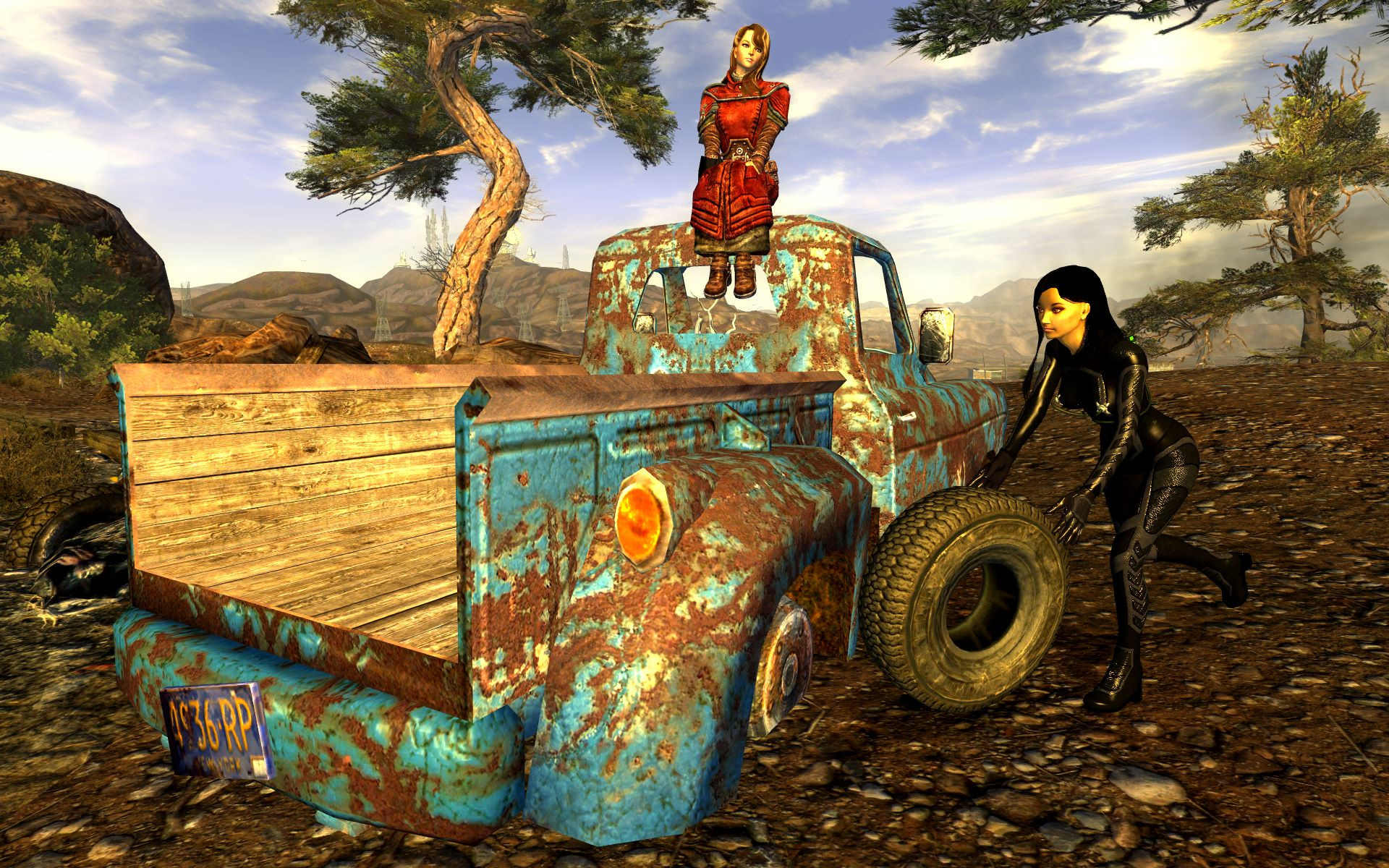 Legion at Fallout New Vegas - mods and community