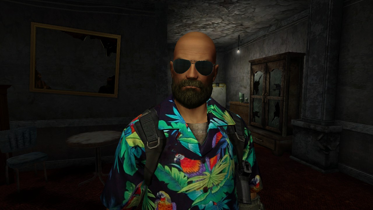 Max Payne At Fallout New Vegas Mods And Community