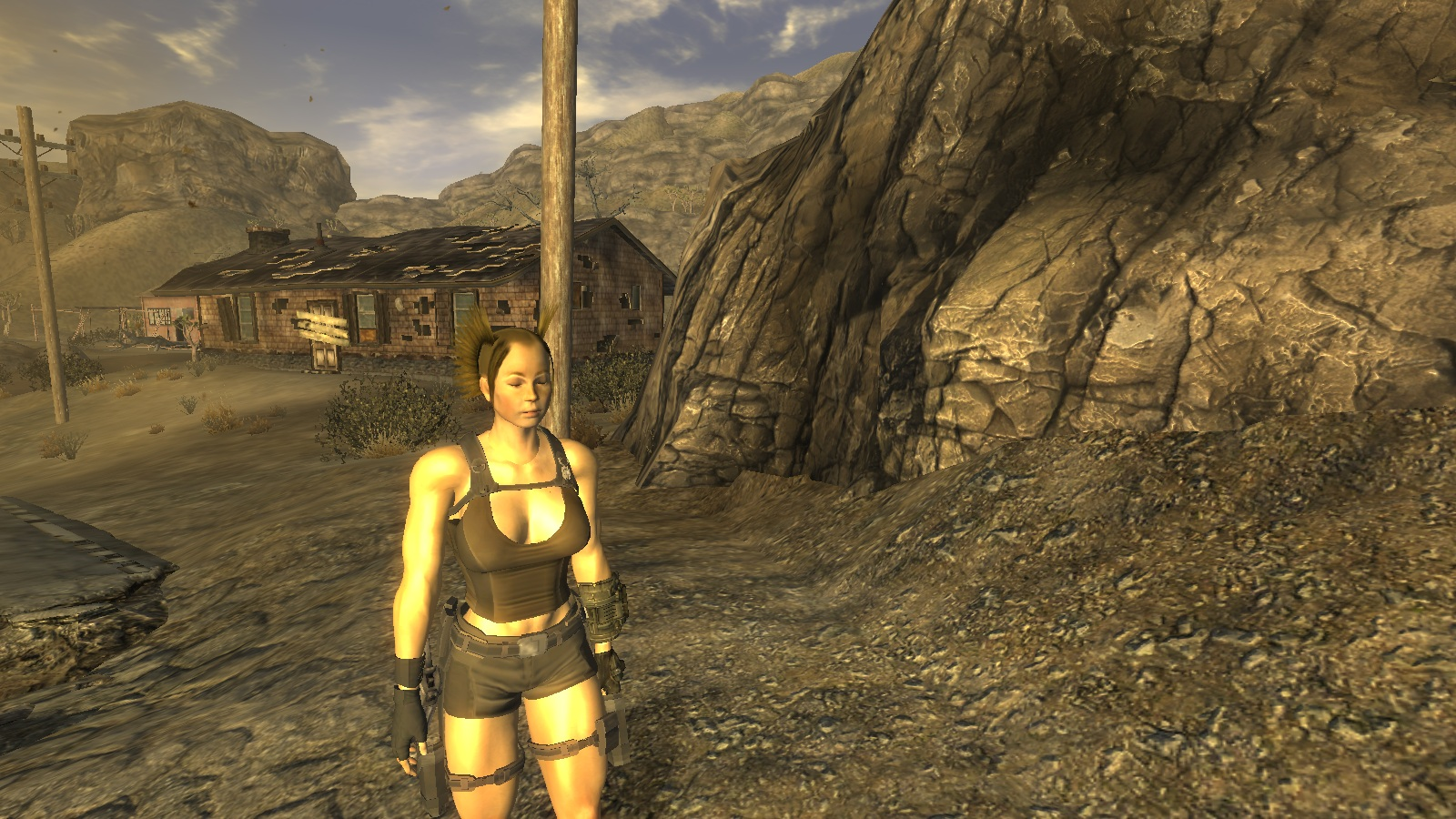Fallout new vegas pussy mod pornos toons