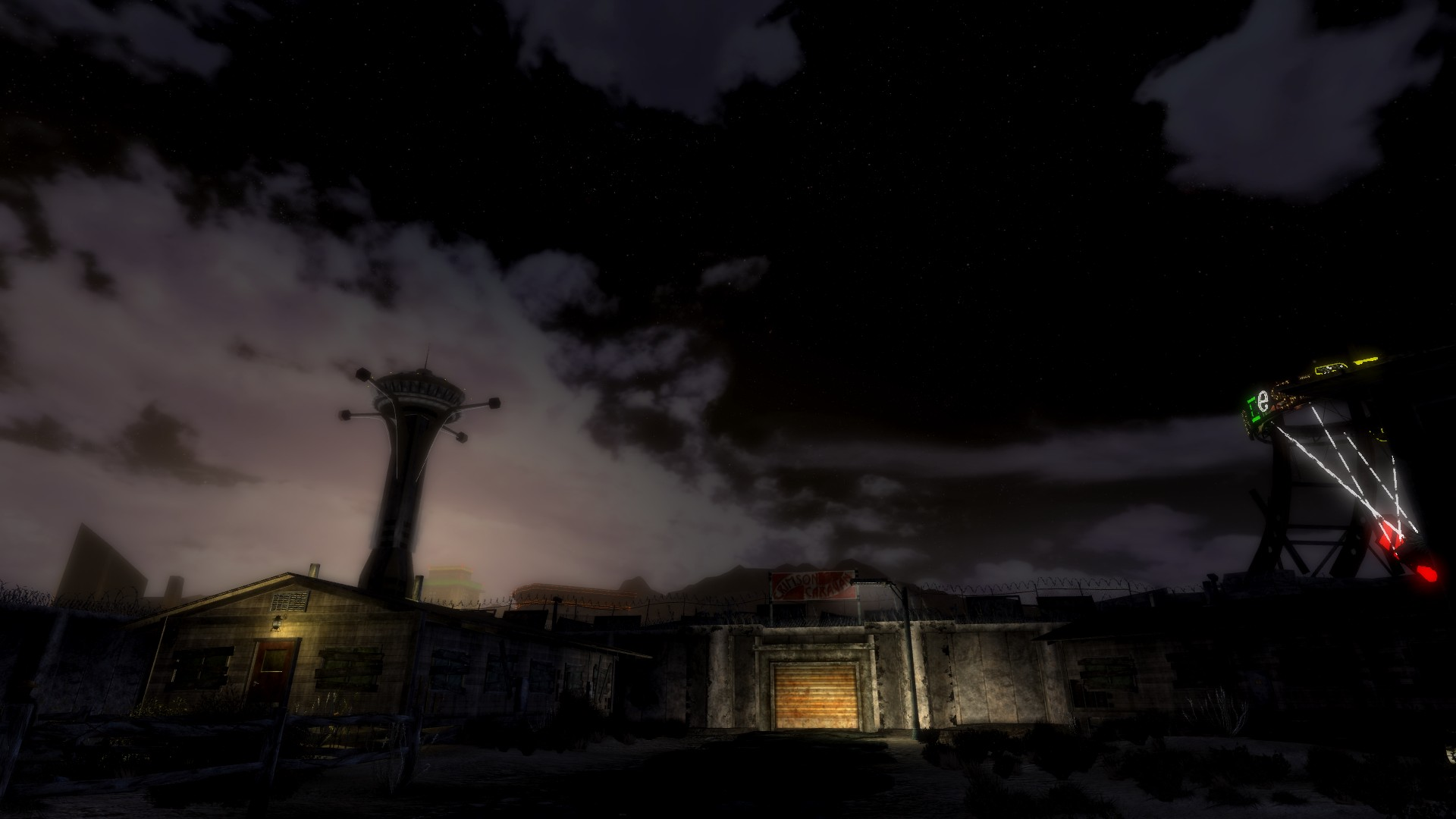 I Just Want To Say Good Night At Fallout New Vegas Mods And Community