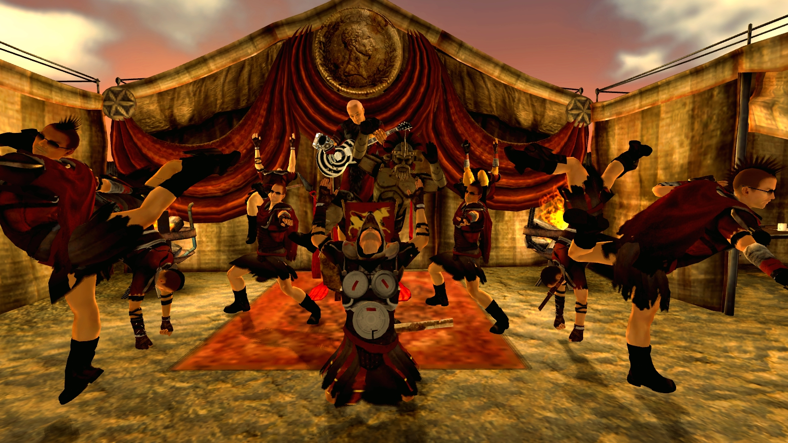 Caesars Legion The Musical At Fallout New Vegas Mods And Community
