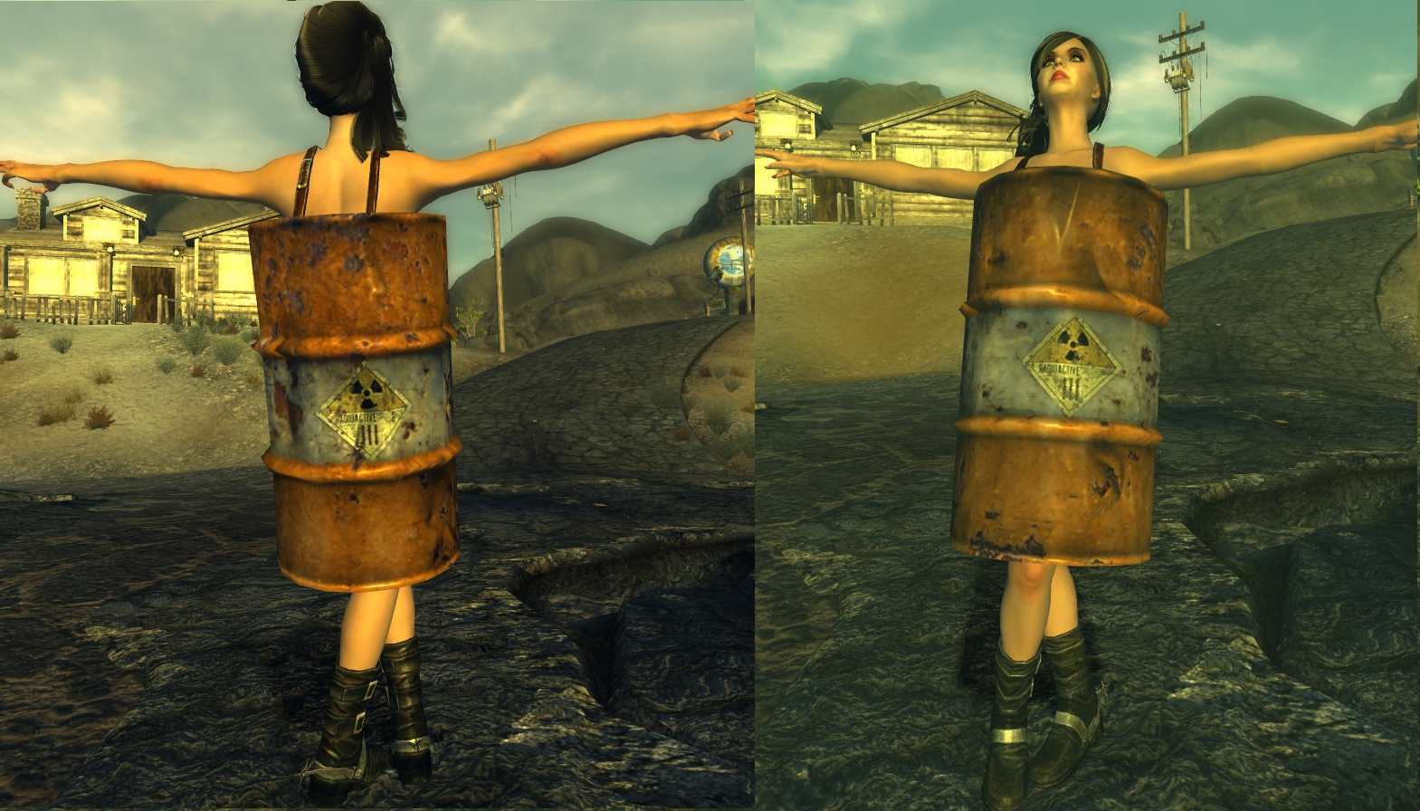 Fallout new vegas sexy females fucking images