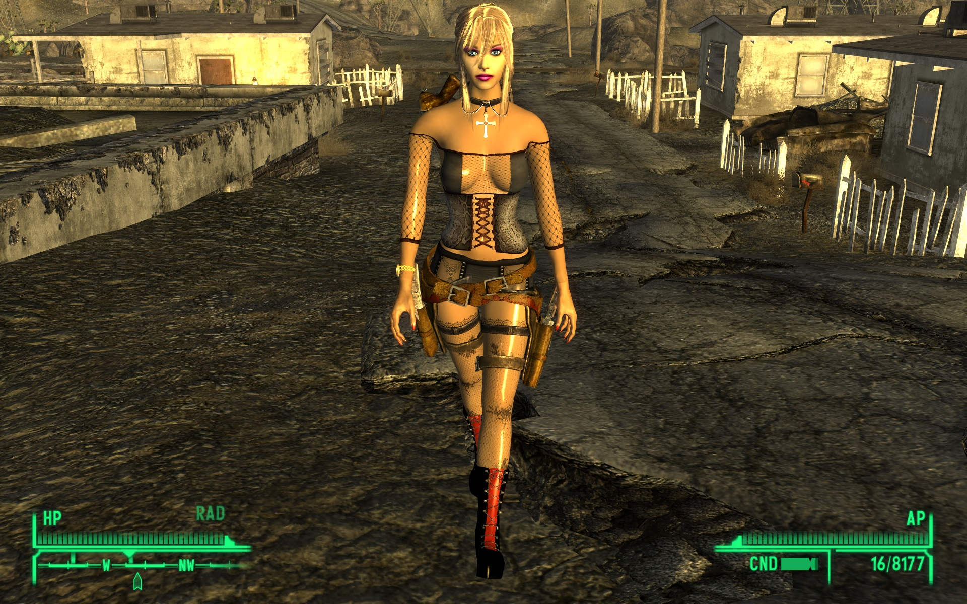 Fallout new vegas pussy mod nackt streaming