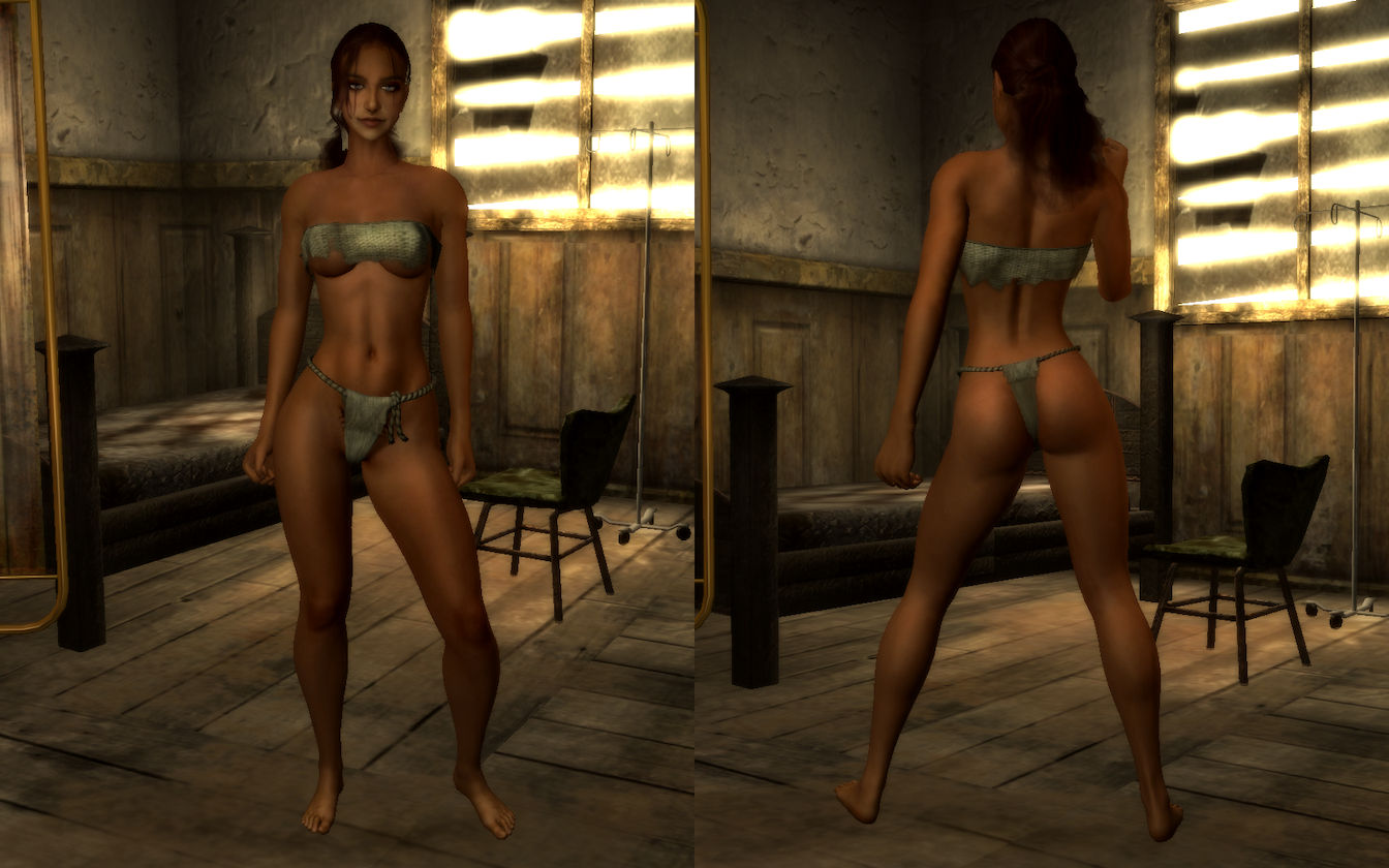 Fallout 3 nude female mods nude videos