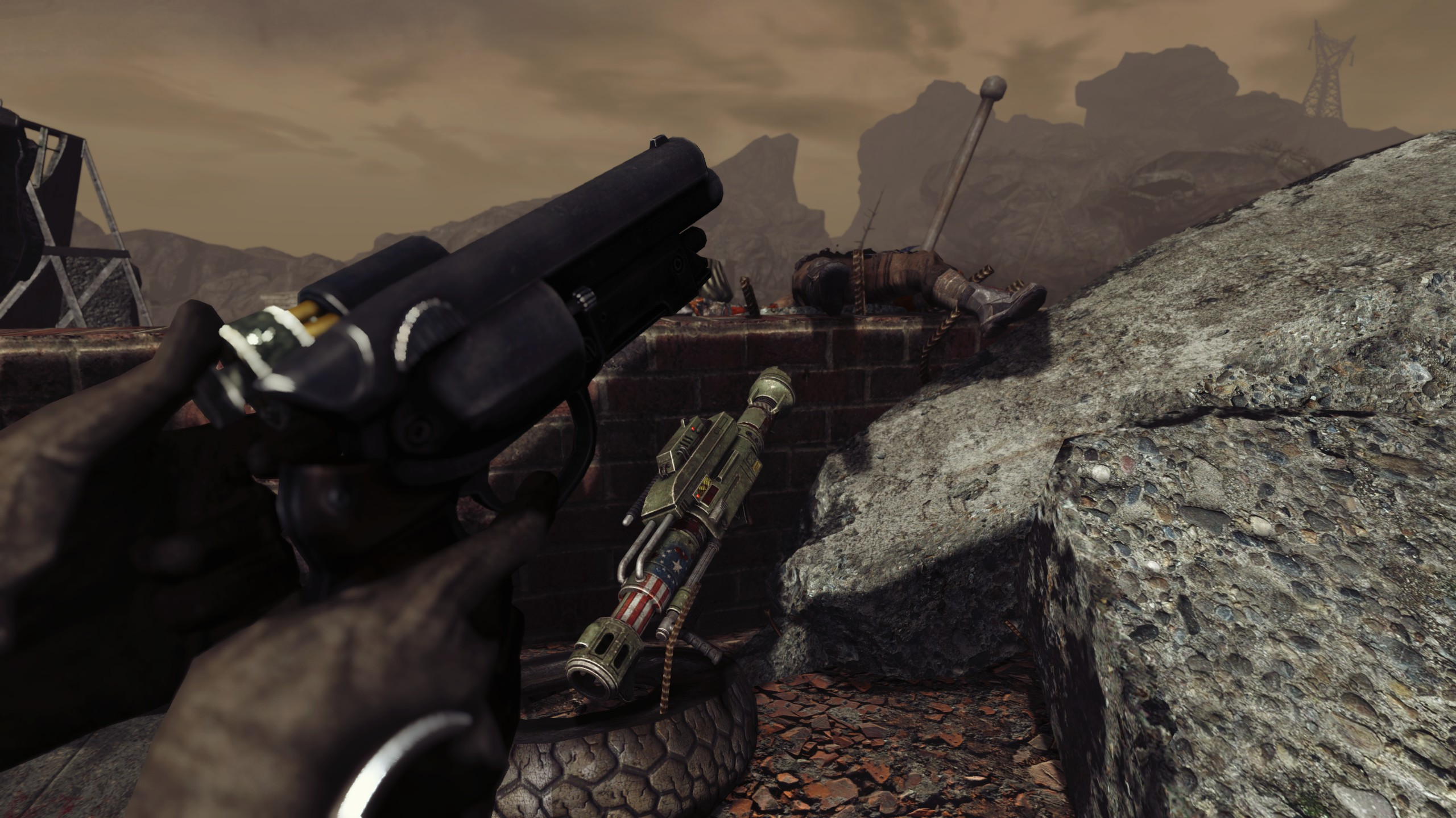 Useless Weapon at Fallout New Vegas - mods and community