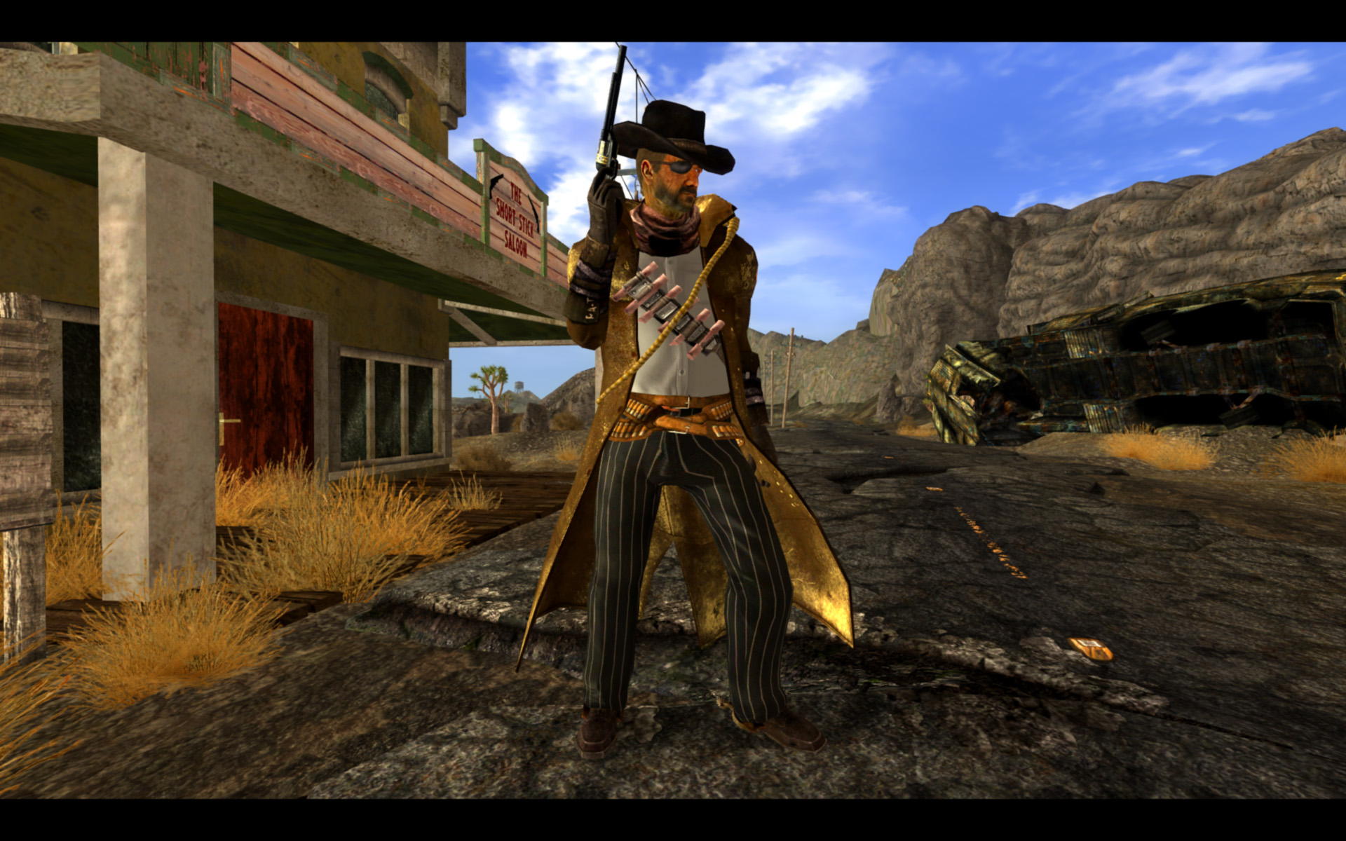 Outfit at Fallout New Vegas - mods and community