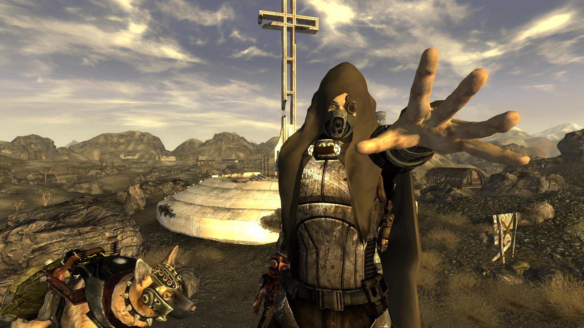 feel the power at fallout new vegas mods and community