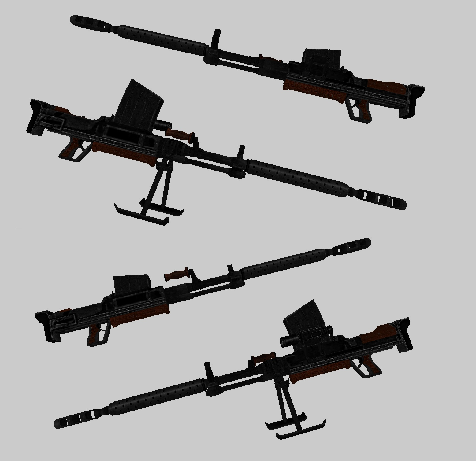 Anti Materiel Rifle european 20mm anti materiel rifle at fallout new vegas