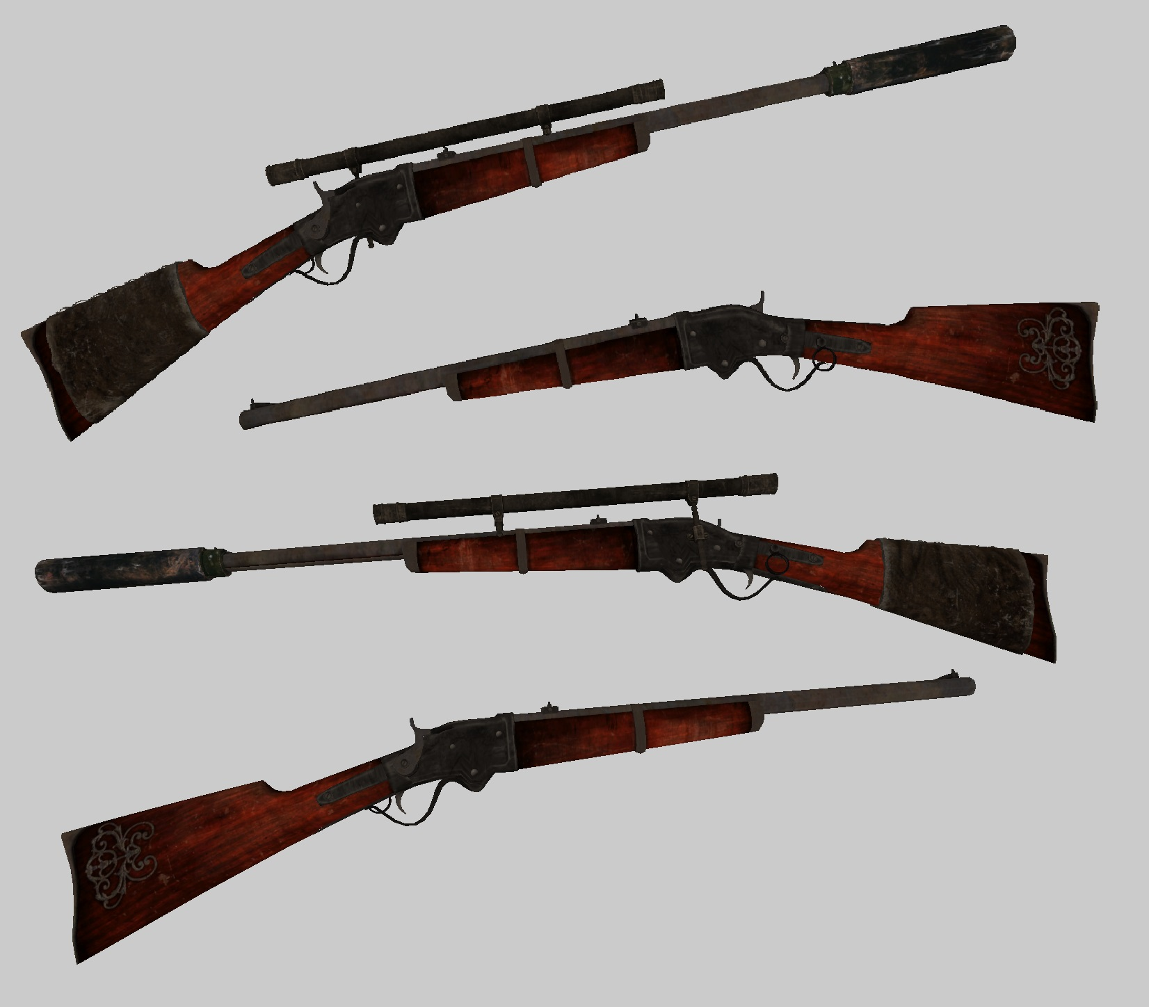 The Spencer Carbine at Fallout New Vegas - mods and community