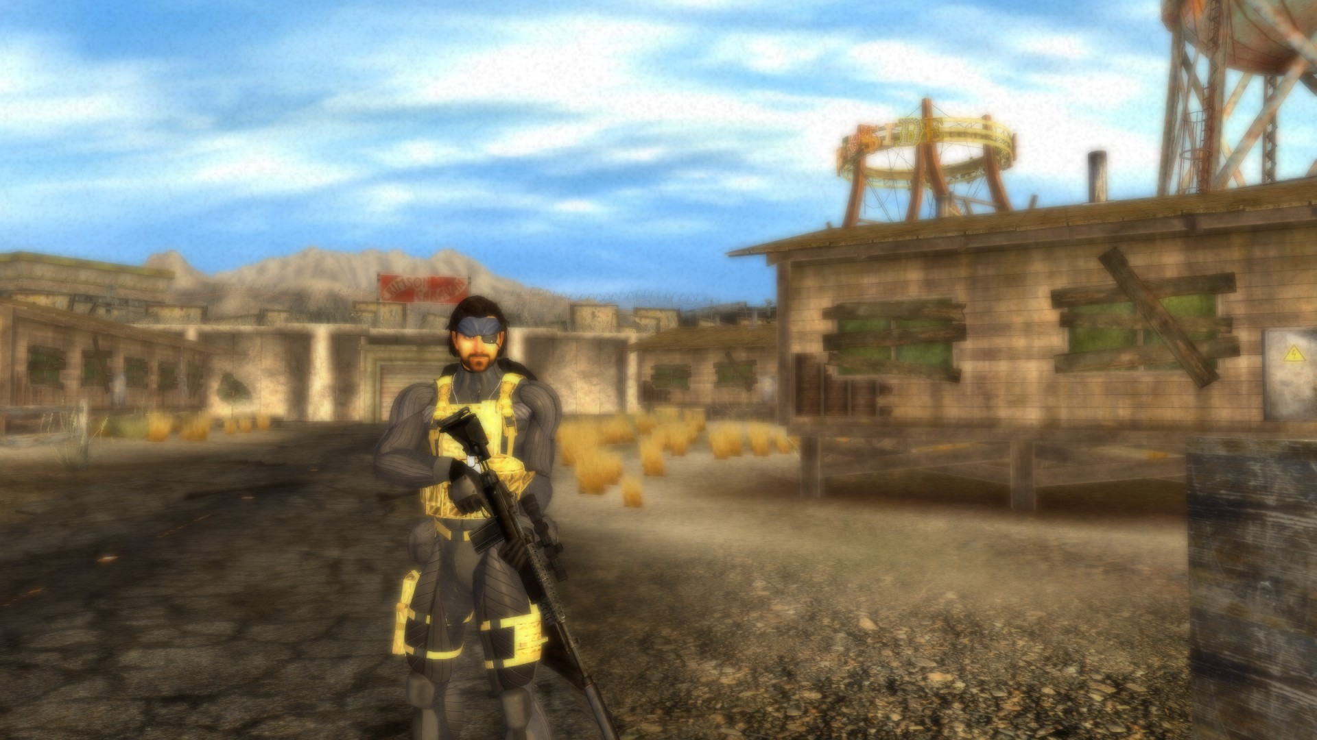 M39 EMR at Fallout New Vegas - mods and community