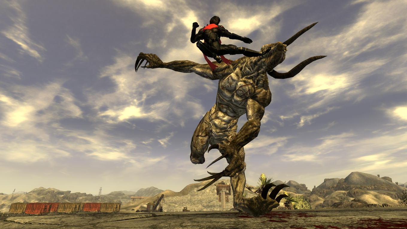 Legendary Deathclaw Fallout New Vegas - mo...