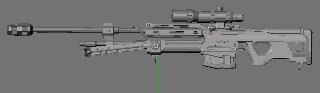 Very Late Update On Halo Reach Sniper at Fallout New Vegas