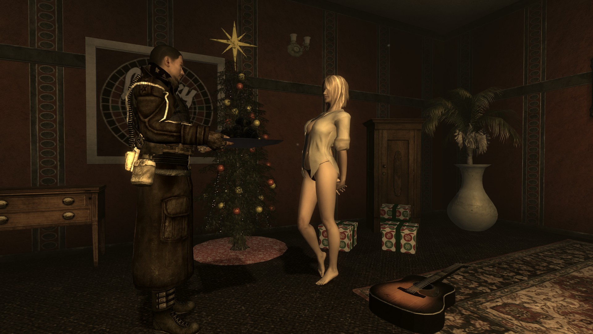 Fallout new vegas willow sex