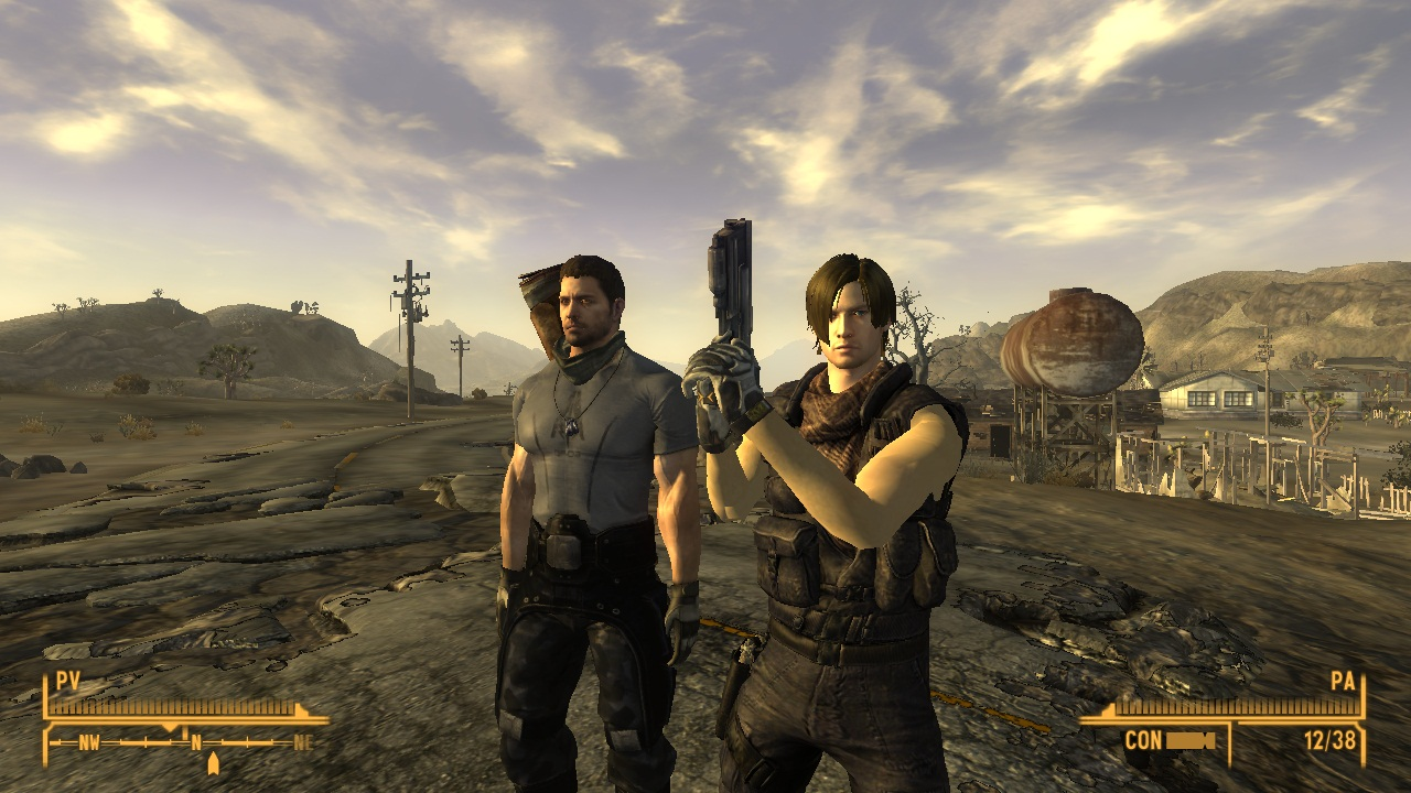 how to get out siera madre new vegas