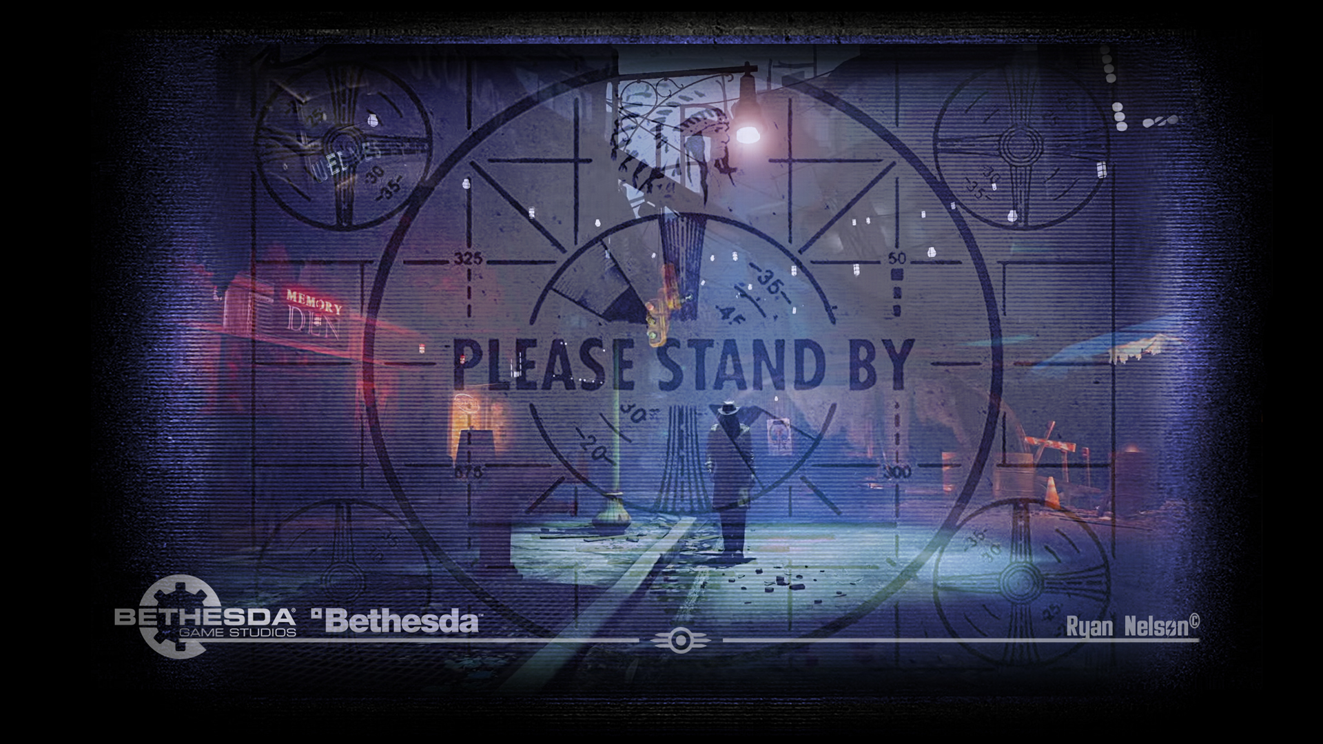 Fallout 4 Wallpaper Attempt At Fallout New Vegas Mods And