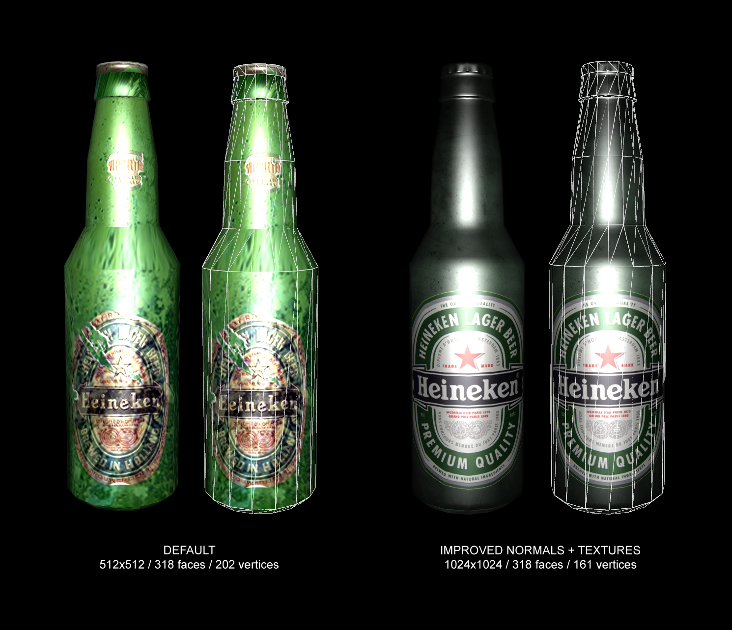 Beer comparison at Fallout New Vegas - mods and community