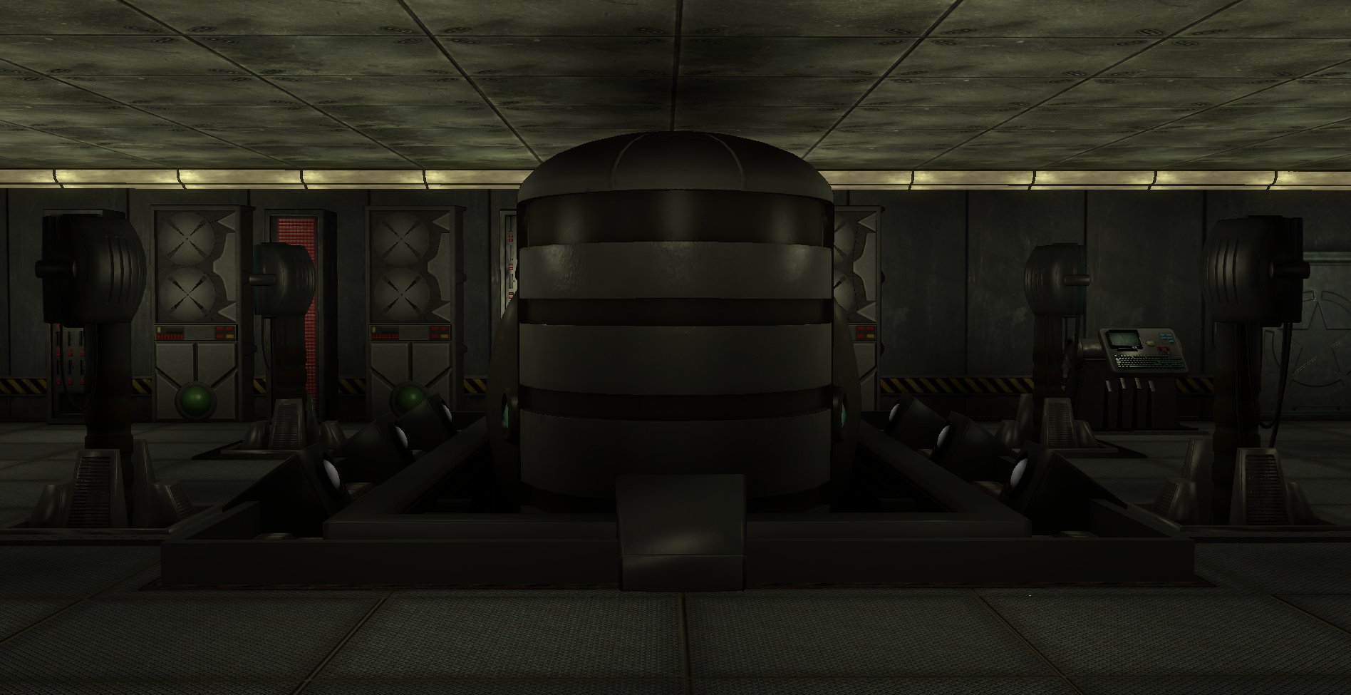 SkyNET from Fallout 2