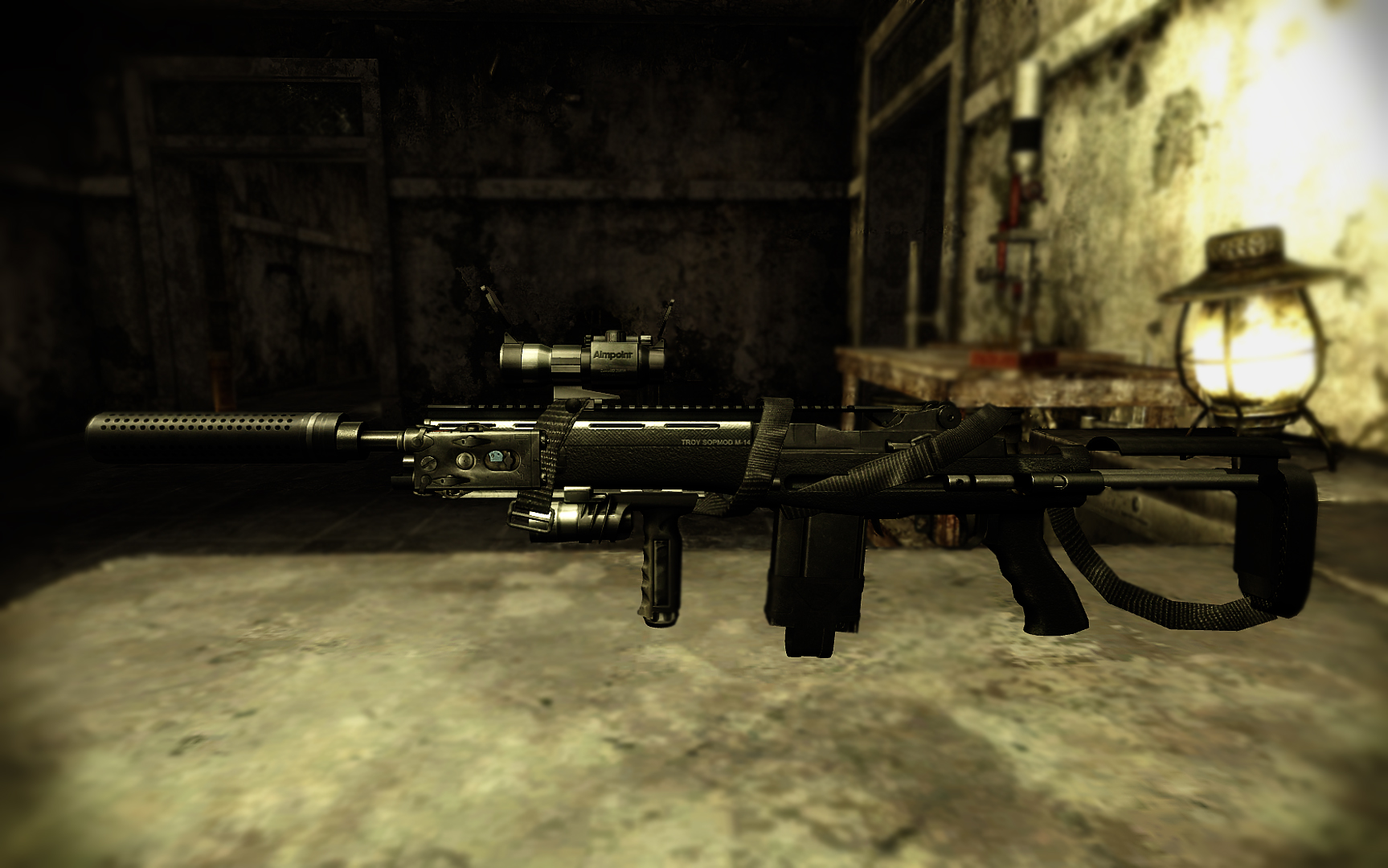Photon Laser Weapon Pack at Fallout New Vegas - mods and