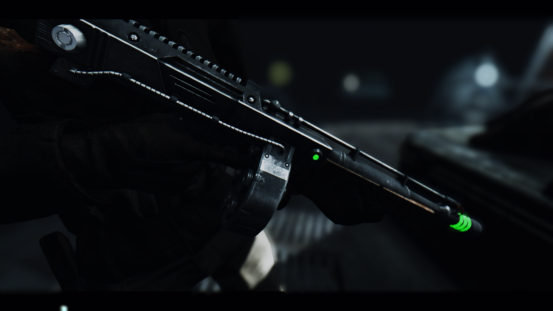 Laser PDW looking amazing like it should