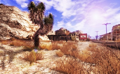 Mojave Outpost