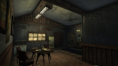 CFA - Player home and weapon warehouse WIP