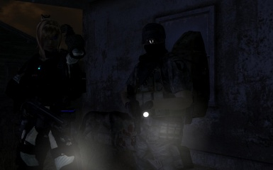 Tactical Night-Ops