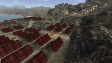 Fortification Hill restoration VERY EARLY WIP