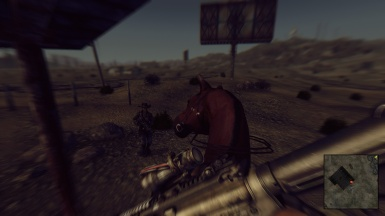 Horse Rideable BETA test