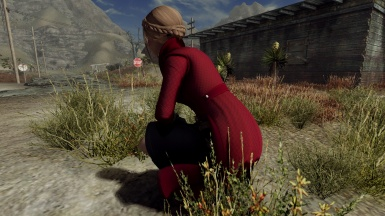 Question About Game Engine Handling Red Textures