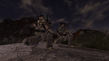 NCR Special Force Alpha Company