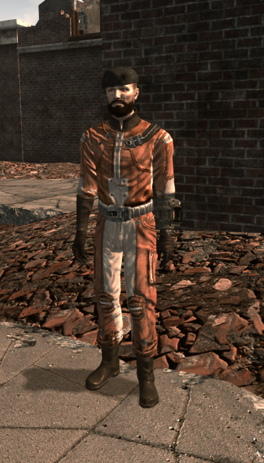 WIP - Fallout 4 styled flightsuits