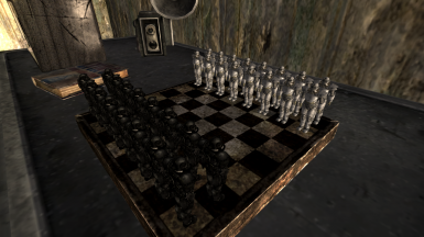 T-51b Face Off Chess Set