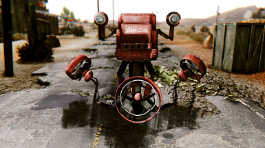 Fallout 4 Nuka World Mr Frothy