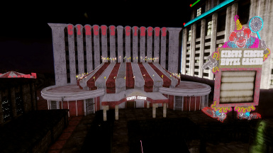 Circus Circus Hotel and Casino released as a modder resource