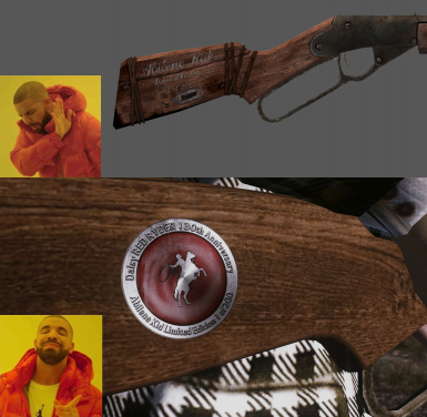 Abilene Kid LE BB gun overhaul WIP