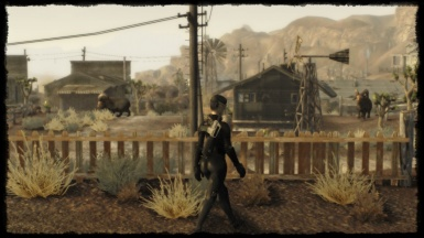 Reactivate Tyra in Fallout New Vegas