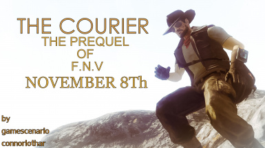 FNV The Courier Realease Date and New Teaser