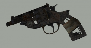 The Improvised Multi Caliber Revolver At Fallout New Vegas Mods And Community