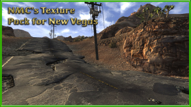 NMCs Texture Pack for New Vegas